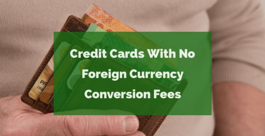 No Forex Fees credit cards canada