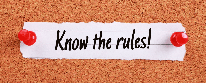 Online trading rules