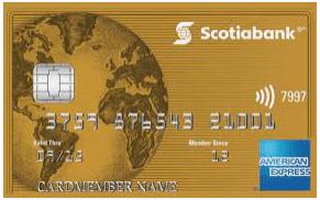 Scotiabank Gold American Express Card