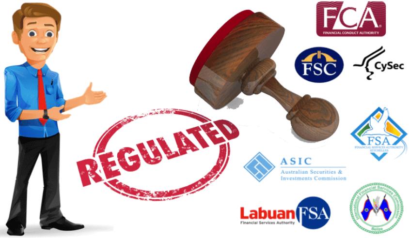 broker regulators
