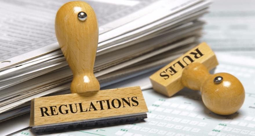 forex broker regulations