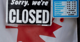 lockdown canada