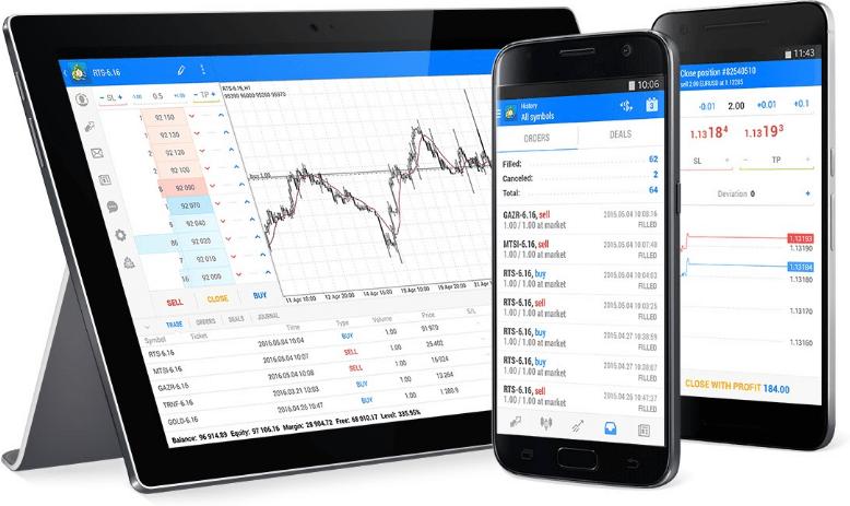trading app platform